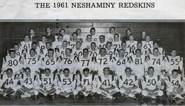 1961 Nehaminy Redskins