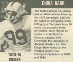 Class of 1970 Bahr_Chris PSU