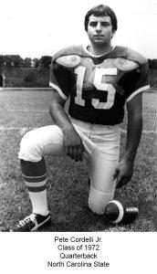 Class of 1972 Cordelli Jr_Pete North Carolina State University