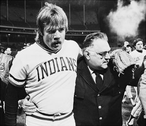 Class of 1973 Lenny Barker perfect game in MLB