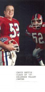 Class of 1987 Gettis_Chuck Delaware Valley University