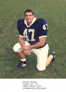 Class of 1989 Moser_Brian Penn State University