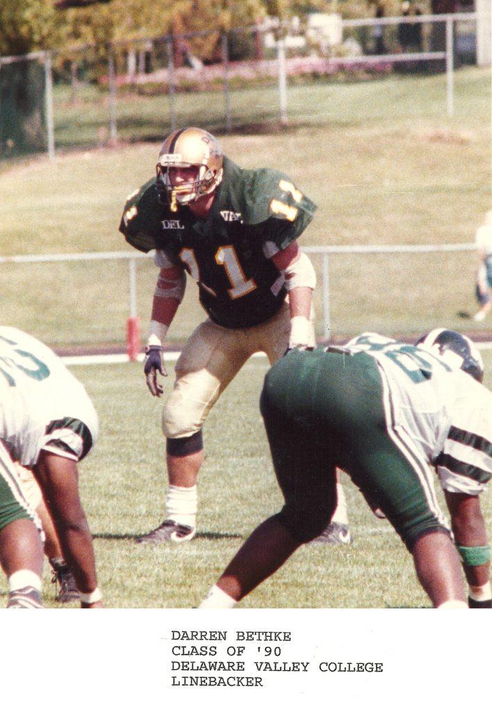 Class of 1990 Bethke_Darren Delaware Valley College
