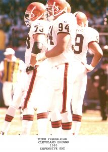 Class of 1990 Frederick_Mike_Cleaveland Browns