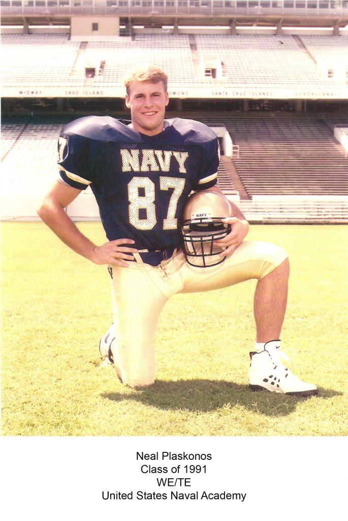 Class of 1991 Plaskonos_Neal US Naval Academy