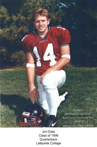 Class of 1998 Dietz_Jim Lafayette College