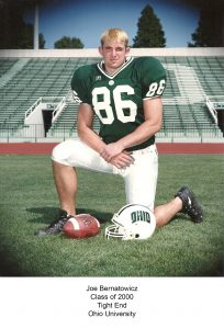 Class of 2000 Bernatowicz_Joe Ohio University