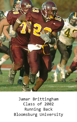 Class of 2002 Brittingham_Jamar Bloomsberg University