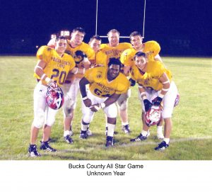 Class of 2005 2006 Bucks County All Star game Neshaminy players