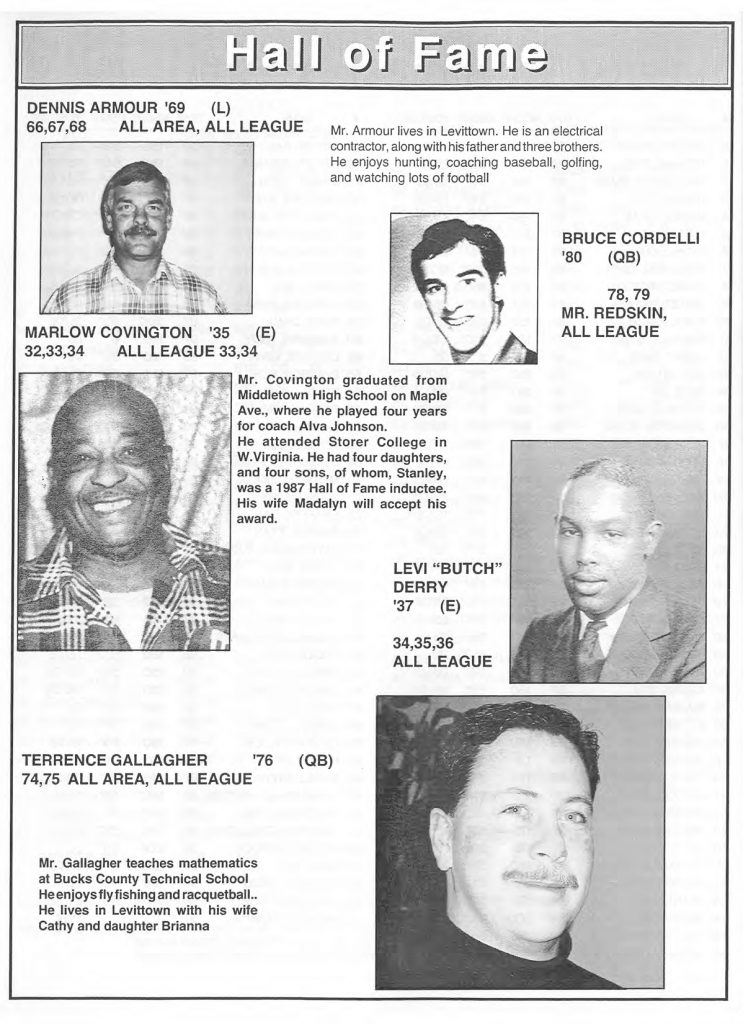 1996 HOF Inductees 2