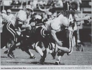 1997 CB West Jim Dietz