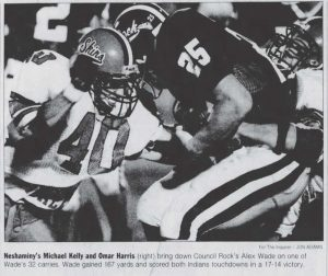 1997 Council Rock Mike Kelly and Omar Harris