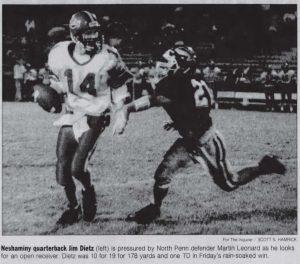 1997 North Penn Jim Dietz