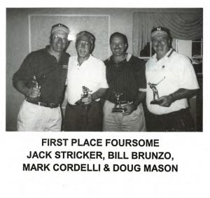 2001 Golf Outing 4