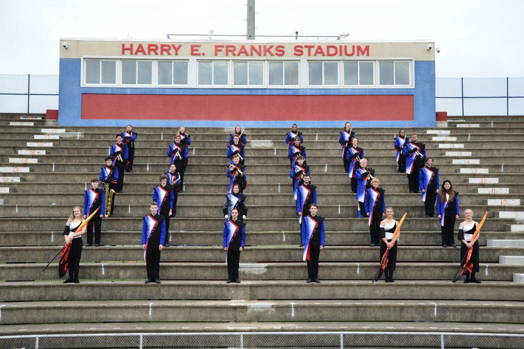 2020 Band Seniors