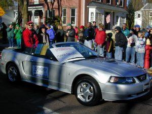 Redskins Parade 2001 - 03