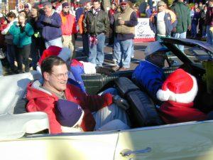 Redskins Parade 2001 - 06