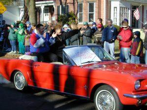Redskins Parade 2001 - 09