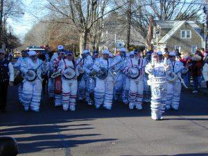 Redskins Parade 2001 - 11