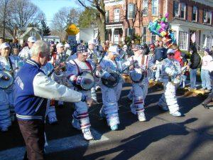 Redskins Parade 2001 - 12