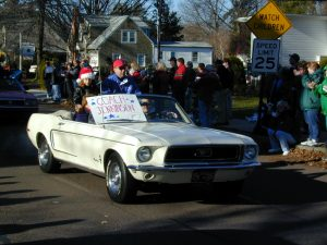 Redskins Parade 2001 - 13