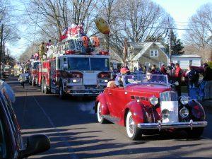 Redskins Parade 2001 - 16