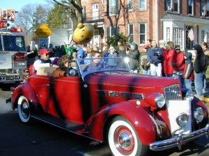 Redskins Parade 2001 - 17
