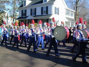 Redskins Parade 2001 - 19