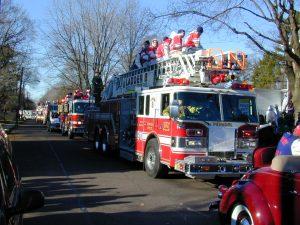 Redskins Parade 2001 - 20