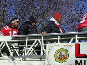 Redskins Parade 2001 - 22