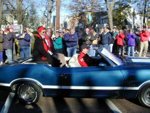 Redskins Parade 2001 - 25