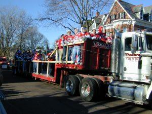 Redskins Parade 2001 - 26