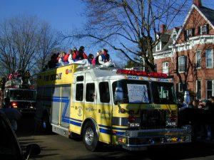 Redskins Parade 2001 - 29