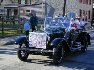 Redskins Parade 2001 - 36