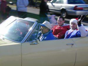 Redskins Parade 2001 - 39