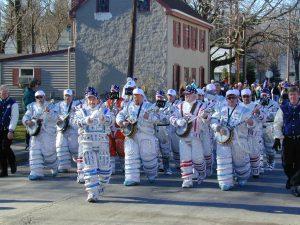 Redskins Parade 2001 - 42
