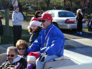 Redskins Parade 2001 - 44