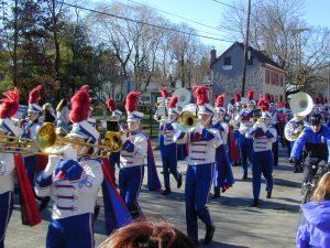 Redskins Parade 2001 - 48