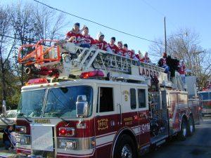Redskins Parade 2001 - 51