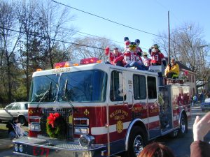 Redskins Parade 2001 - 53