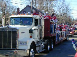 Redskins Parade 2001 - 55