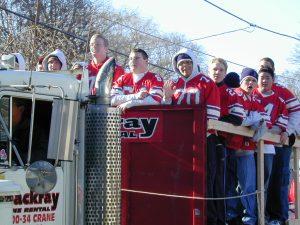 Redskins Parade 2001 - 57