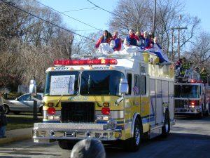 Redskins Parade 2001 - 59