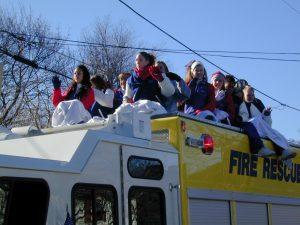 Redskins Parade 2001 - 60