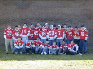 Redskins Parade 2001 - 66