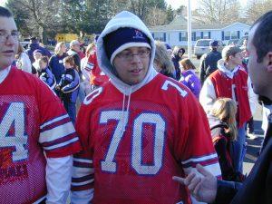 Redskins Parade 2001 - 67