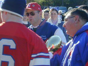 Redskins Parade 2001 - 68