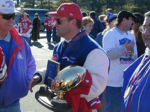 Redskins Parade 2001 - 69