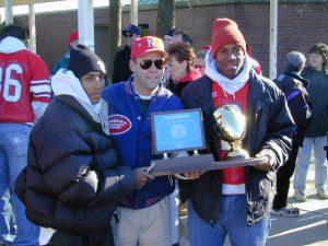 Redskins Parade 2001 - 71