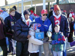 Redskins Parade 2001 - 72